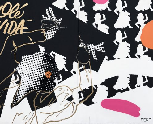 VidMar Festival Fert Dase Mural Olelavida