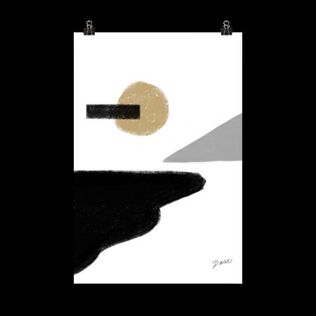 Láminas decorativas minimalistas